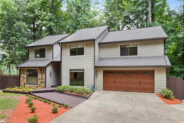 9285 Martin Road, Roswell, GA 30076 (MLS #6742375) :: The Zac Team @ RE/MAX Metro Atlanta