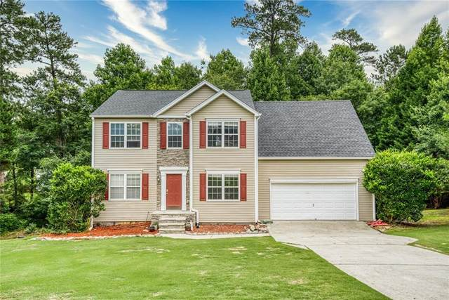 609 Crested View Court, Loganville, GA 30052 (MLS #6742390) :: HergGroup Atlanta