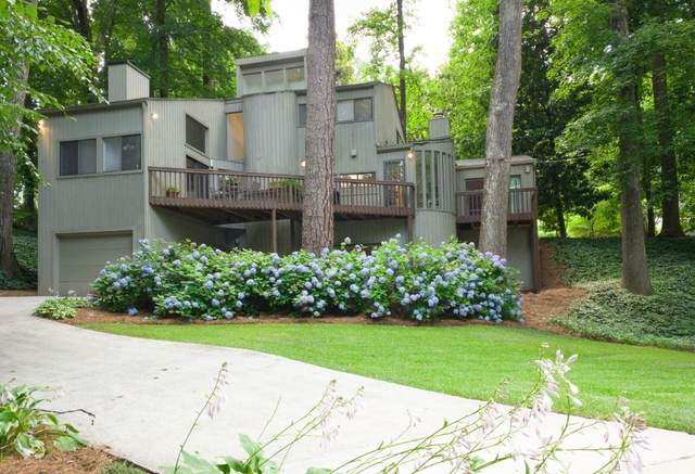 675 Mountain Drive NE, Atlanta, GA 30342 (MLS #6742418) :: The Heyl Group at Keller Williams