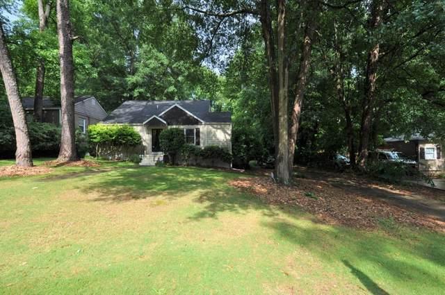 606 Daniel Avenue, Decatur, GA 30032 (MLS #6742437) :: The Heyl Group at Keller Williams