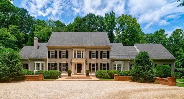 4700 Harris Trail, Atlanta, GA 30327 (MLS #6742438) :: Kennesaw Life Real Estate