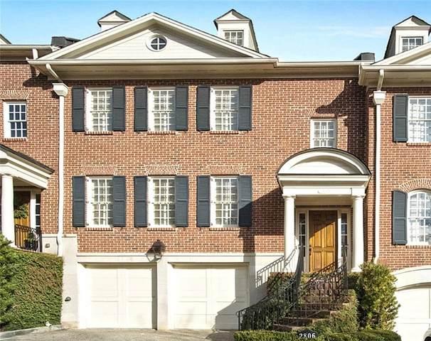 2806 Rumson Court NE, Atlanta, GA 30305 (MLS #6742480) :: North Atlanta Home Team