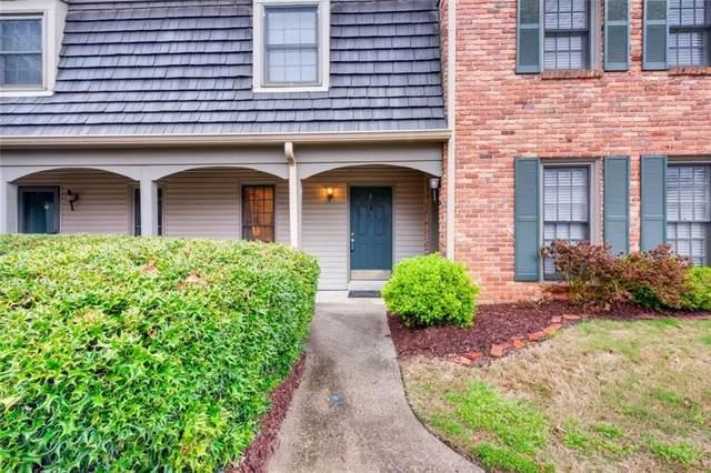 3081 Colonial Way I, Atlanta, GA 30341 (MLS #6742488) :: The North Georgia Group