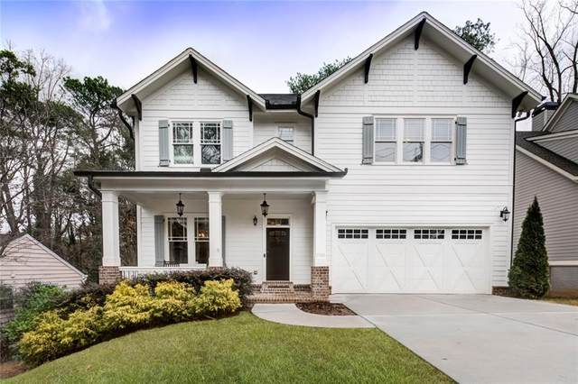2541 Thompson Road NE, Brookhaven, GA 30319 (MLS #6742560) :: The Zac Team @ RE/MAX Metro Atlanta