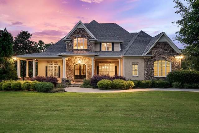 469 Rome Beauty Lane, Clarkesville, GA 30523 (MLS #6742569) :: North Atlanta Home Team
