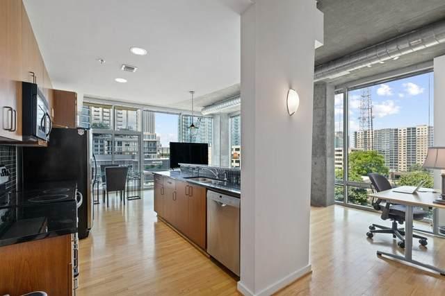 923 Peachtree Street NE #939, Atlanta, GA 30309 (MLS #6742581) :: Tonda Booker Real Estate Sales