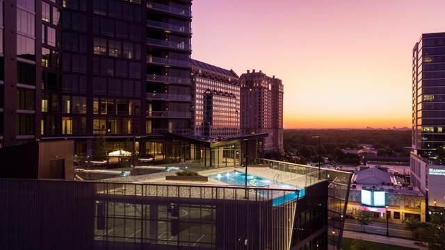 3107 Peachtree Road NE #1205, Atlanta, GA 30305 (MLS #6742615) :: Tonda Booker Real Estate Sales