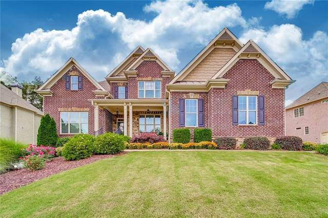 5732 Sunburst Drive, Powder Springs, GA 30127 (MLS #6742644) :: Kennesaw Life Real Estate