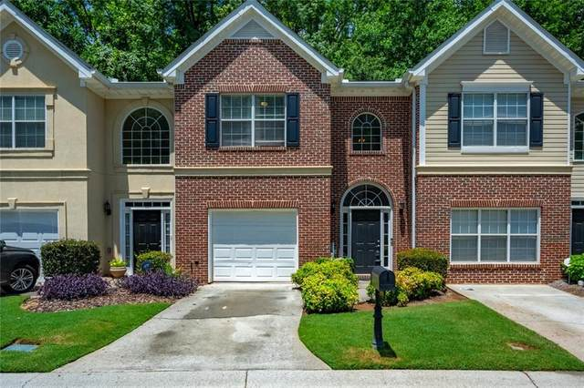 4155 Rogers Creek Court #24, Duluth, GA 30096 (MLS #6742695) :: The Zac Team @ RE/MAX Metro Atlanta
