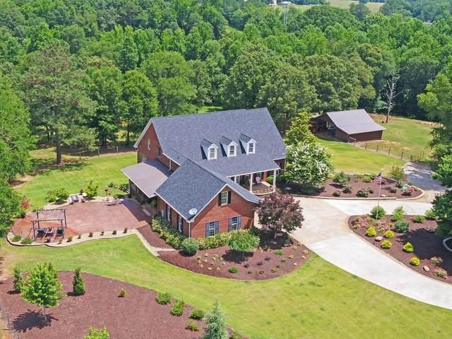 130 Union Hill School Road, Canon, GA 30520 (MLS #6742761) :: North Atlanta Home Team
