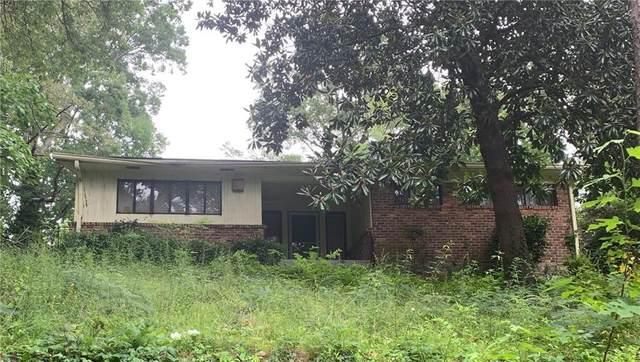 1579 Ezra Church Drive NW, Atlanta, GA 30314 (MLS #6742779) :: The Heyl Group at Keller Williams