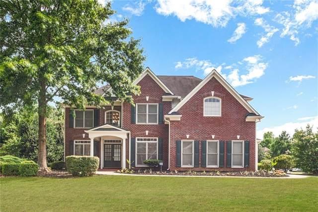101 Green Branch Drive, Tyrone, GA 30290 (MLS #6742799) :: Path & Post Real Estate