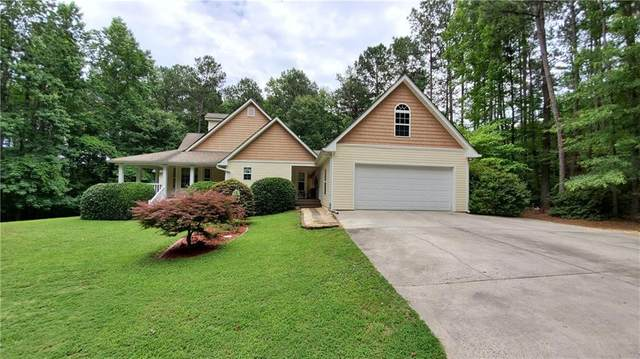 588 Babrac Road, Newnan, GA 30263 (MLS #6742801) :: Compass Georgia LLC