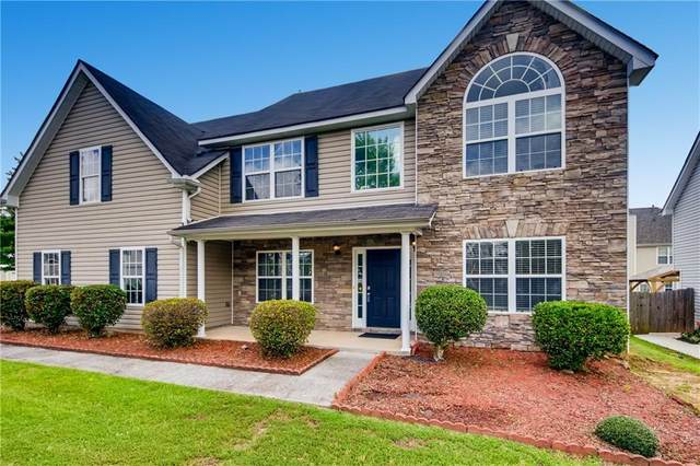 4514 Grove Lake Street, Loganville, GA 30052 (MLS #6742816) :: North Atlanta Home Team