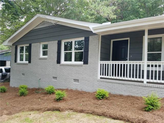 1200 Silver Hill Road, Stone Mountain, GA 30087 (MLS #6742830) :: The Zac Team @ RE/MAX Metro Atlanta