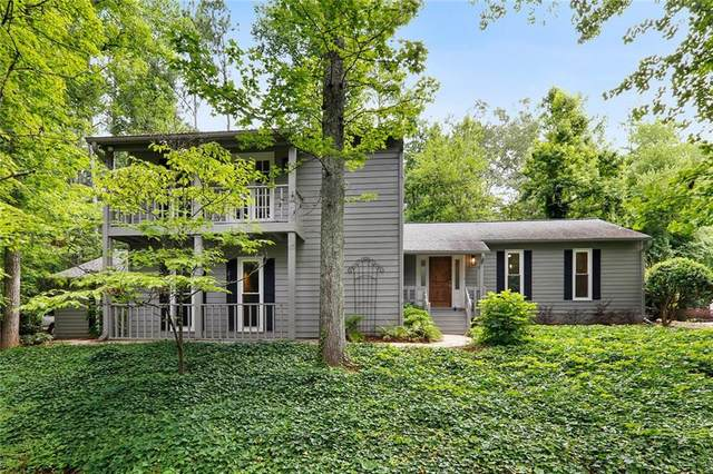 2673 Chimney Springs Drive, Marietta, GA 30062 (MLS #6742849) :: The Zac Team @ RE/MAX Metro Atlanta