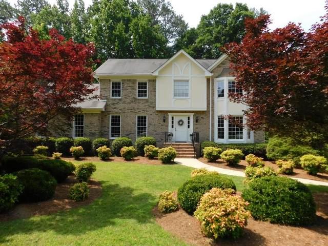 5760 Clinchfield Trail, Peachtree Corners, GA 30092 (MLS #6742852) :: North Atlanta Home Team