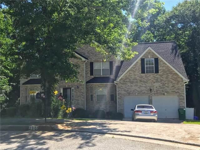 2305 Deer Springs Drive, Ellenwood, GA 30294 (MLS #6742871) :: North Atlanta Home Team