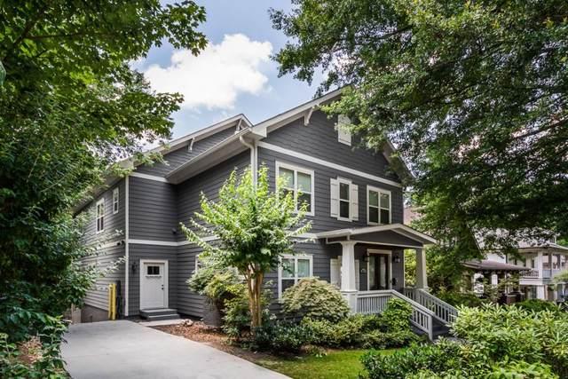 1611 Marlbrook Drive NE, Atlanta, GA 30307 (MLS #6742880) :: Dillard and Company Realty Group
