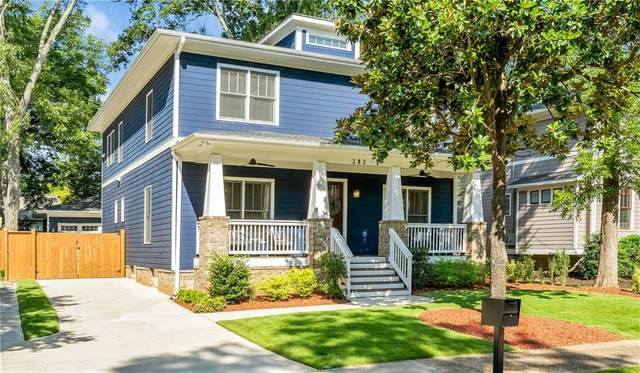 282 Norwood Avenue NE, Atlanta, GA 30317 (MLS #6742901) :: The Zac Team @ RE/MAX Metro Atlanta