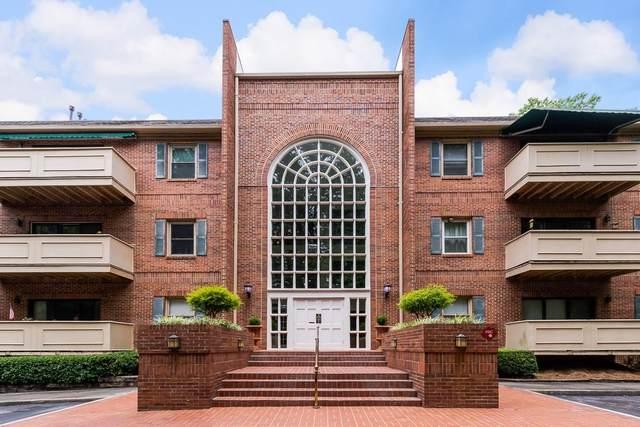 113 Ridley Howard Court #113, Decatur, GA 30030 (MLS #6742906) :: North Atlanta Home Team