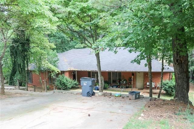 445 Holly Ridge Drive NW, Lilburn, GA 30047 (MLS #6742926) :: North Atlanta Home Team