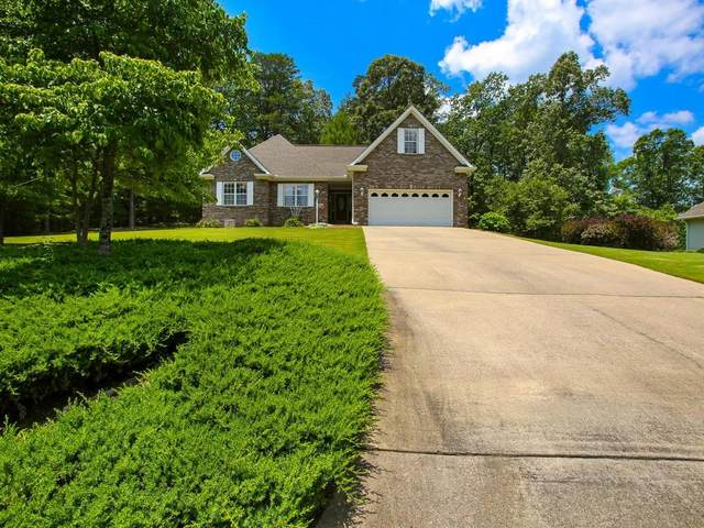 133 Whispering Oaks Drive, Ellijay, GA 30536 (MLS #6742967) :: North Atlanta Home Team
