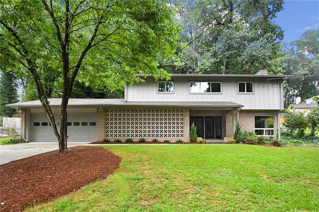 2145 Heritage Drive NE, Atlanta, GA 30345 (MLS #6743023) :: North Atlanta Home Team