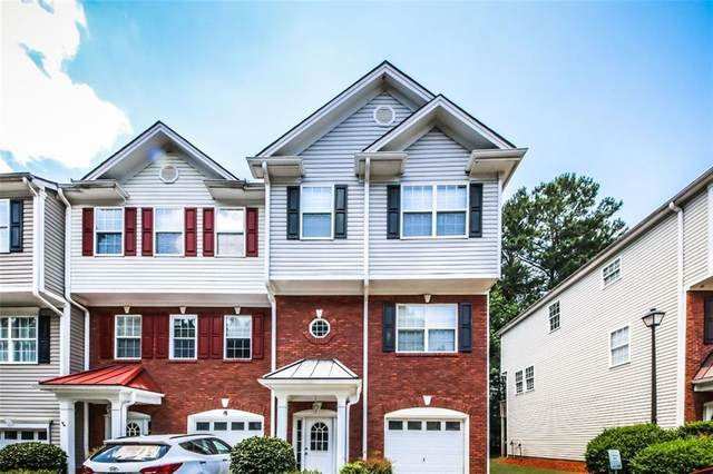 13471 Spring View Drive, Alpharetta, GA 30004 (MLS #6743037) :: Vicki Dyer Real Estate