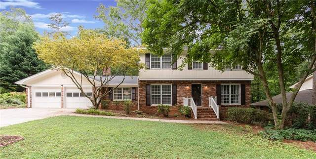 1574 Country Squire Court, Decatur, GA 30033 (MLS #6743044) :: North Atlanta Home Team