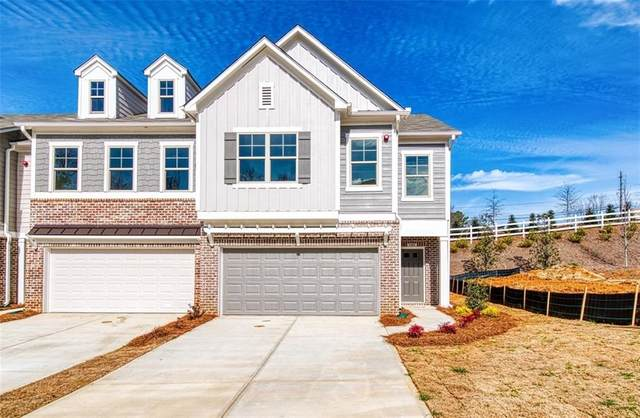 130 Maple Creek Way #11, Woodstock, GA 30188 (MLS #6743091) :: Vicki Dyer Real Estate