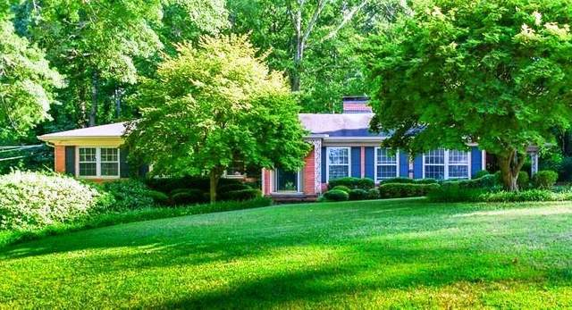 4060 Land O Lakes Drive NE, Atlanta, GA 30342 (MLS #6743092) :: The Heyl Group at Keller Williams