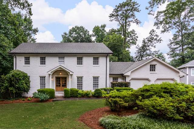 3415 Indian Hills Drive, Marietta, GA 30068 (MLS #6743100) :: Path & Post Real Estate