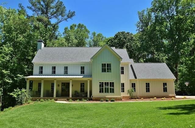 124 Long Shadows Drive, Alpharetta, GA 30004 (MLS #6743112) :: North Atlanta Home Team