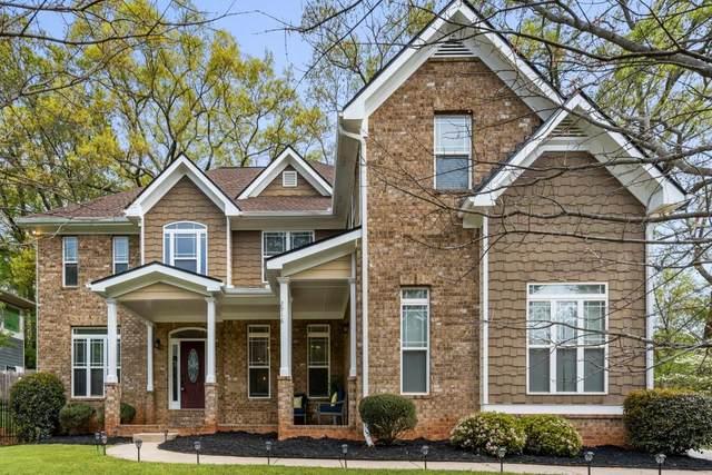 2916 Saint Patrick Street SE, Atlanta, GA 30317 (MLS #6743133) :: North Atlanta Home Team