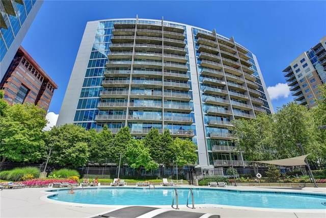 44 Peachtree Place NW #828, Atlanta, GA 30309 (MLS #6743157) :: Tonda Booker Real Estate Sales