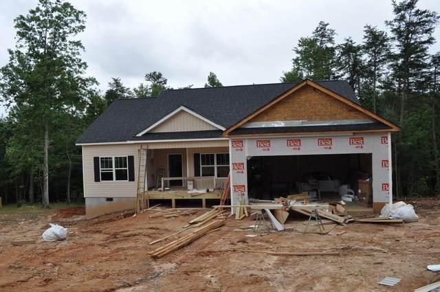 172 Haybrook Drive, Cleveland, GA 30528 (MLS #6743181) :: North Atlanta Home Team