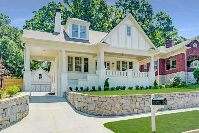 1150 Virginia Avenue NE, Atlanta, GA 30306 (MLS #6743191) :: North Atlanta Home Team