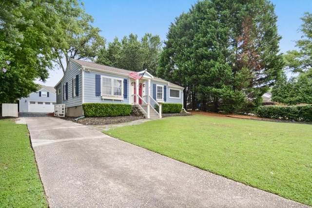 1864 Bragg Street, Brookhaven, GA 30341 (MLS #6743242) :: North Atlanta Home Team