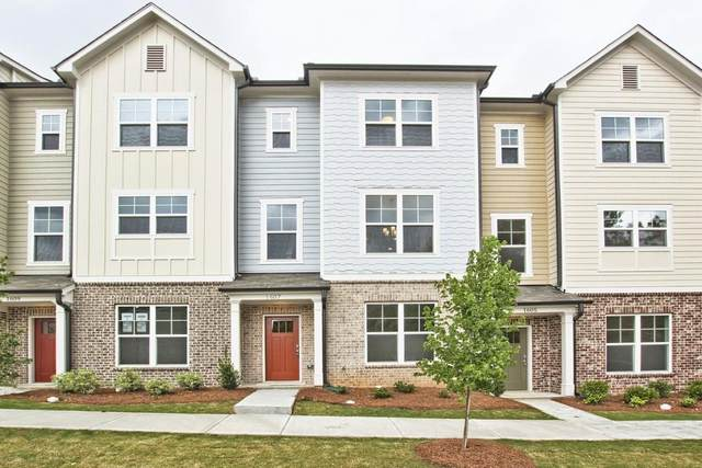 1638 Venture Point Way #47, Decatur, GA 30032 (MLS #6743251) :: Tonda Booker Real Estate Sales