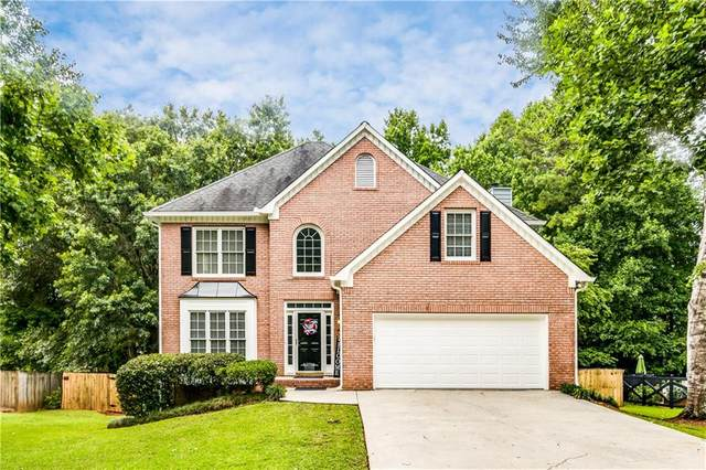 5963 Safari Drive NW, Acworth, GA 30101 (MLS #6743258) :: RE/MAX Paramount Properties