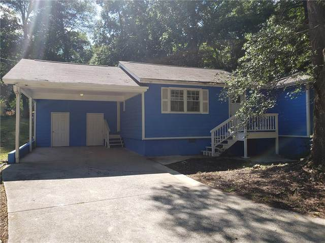 750 Fairburn Road NW, Atlanta, GA 30331 (MLS #6743276) :: Path & Post Real Estate