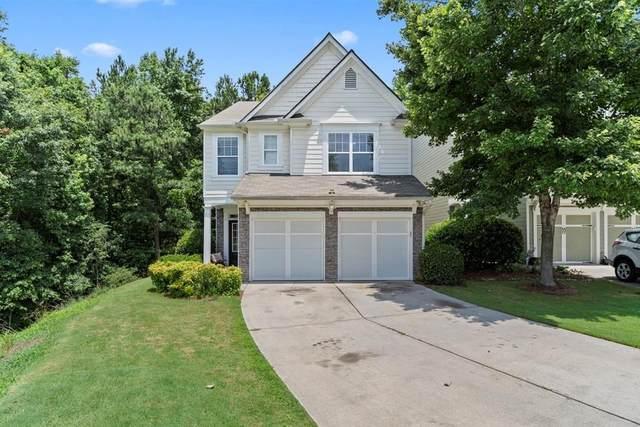 3984 Abernathy Farm Way #8, Acworth, GA 30101 (MLS #6743283) :: RE/MAX Paramount Properties