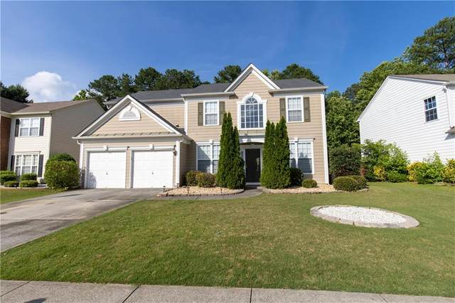 552 Ashland Parkway, Woodstock, GA 30189 (MLS #6743345) :: The Heyl Group at Keller Williams