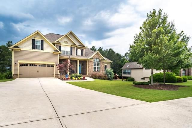 2083 Harmony Drive, Canton, GA 30115 (MLS #6743349) :: The Heyl Group at Keller Williams