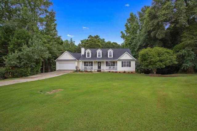 260 Brannon Drive, Hoschton, GA 30548 (MLS #6743356) :: Rich Spaulding