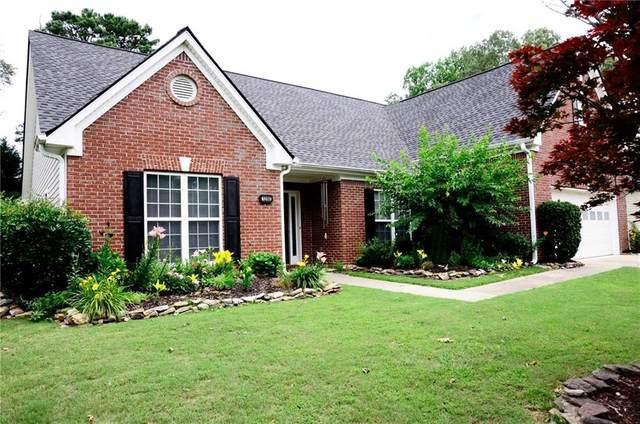 1280 Martins Chapel Lane, Lawrenceville, GA 30045 (MLS #6743371) :: North Atlanta Home Team