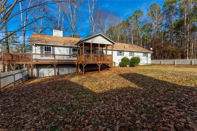 186 Little Victoria Road, Woodstock, GA 30189 (MLS #6743388) :: The Heyl Group at Keller Williams