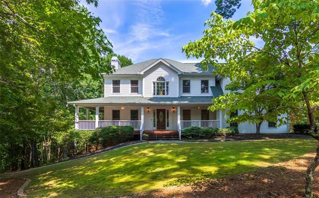8503 Hearn Road, Chattahoochee Hills, GA 30268 (MLS #6743406) :: RE/MAX Paramount Properties