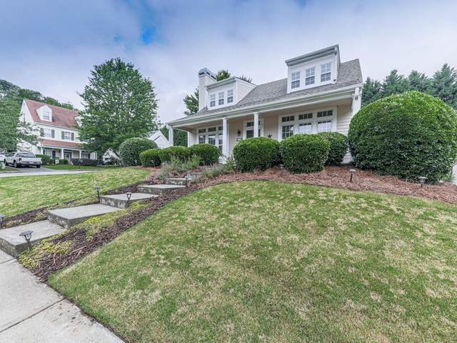 216 Evergreen Trace, Canton, GA 30114 (MLS #6743493) :: Kennesaw Life Real Estate
